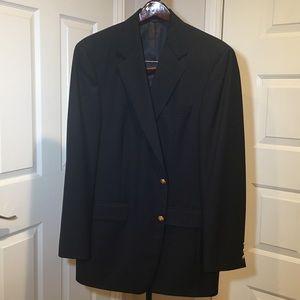 Brooks Brothers Men's Blazer w/ brass buttons. 40L